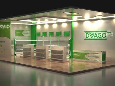 3D Model for Dvago