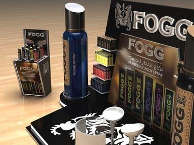 3D Model for Fogg