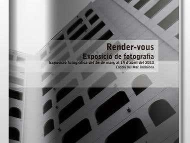 Catálogo exposición Render-Vous
