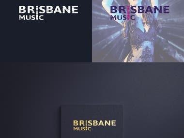 Professional Music logo Brisbane Music!