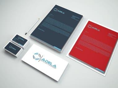 Branding Stationary design