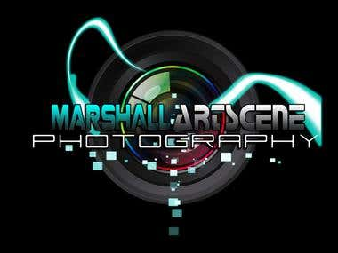 Marshall Artscene Photography Logo