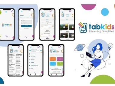Mobile Apps - tabkids !
