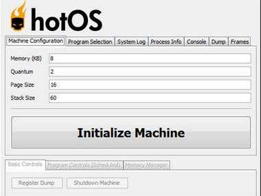 Configuration Application