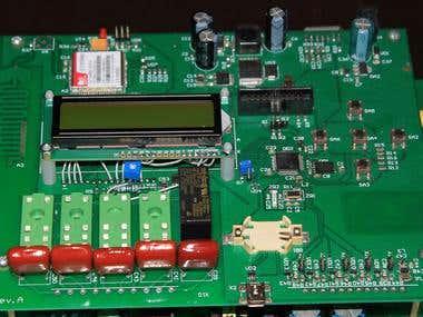 GPRS remote control