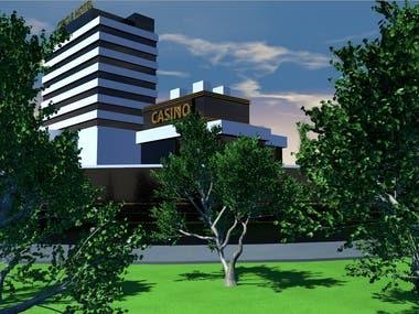Hotel with Casino