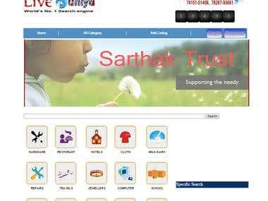 Live Dunia Website