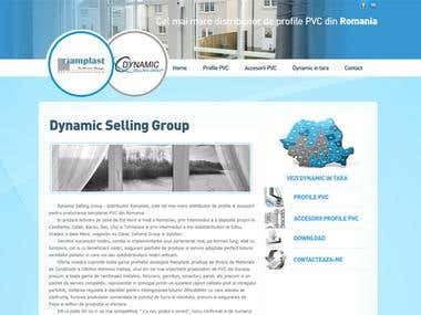 Website Dynamic