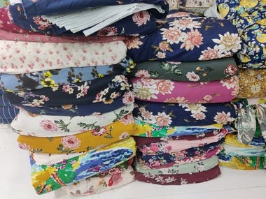 Fabric Sourcing