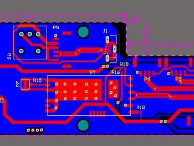 Carrier Interface Board