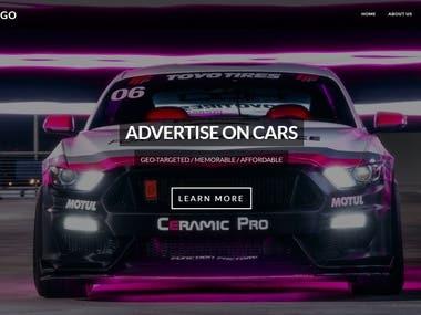 Car Advertise Company