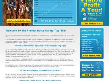 Horse Racing Crazy