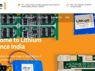 Lithium Advance India