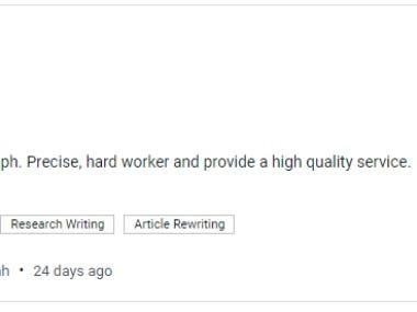 Editing scientific content