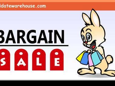 mascot bunny