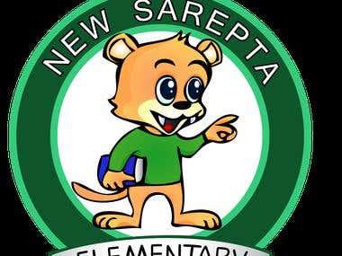 mascot and logo