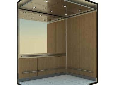 Elevator Render