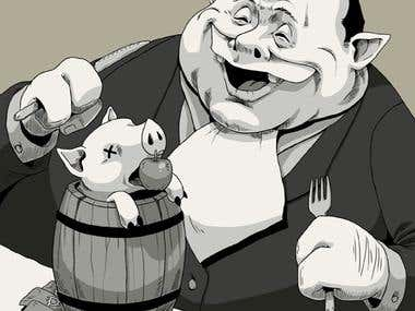 The Pork's Barrel