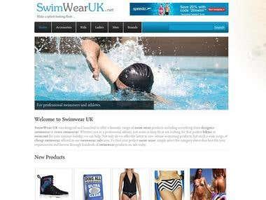 Swimwear UK