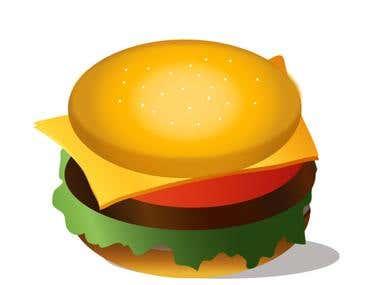Burger!!!