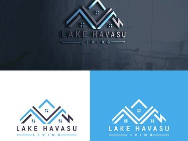 A Luxury real estate company logo design.