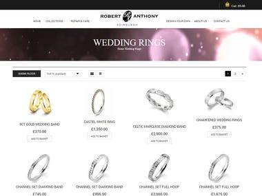 Shopify (eCommerce)