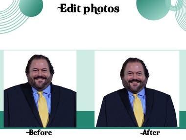 Edit and merge