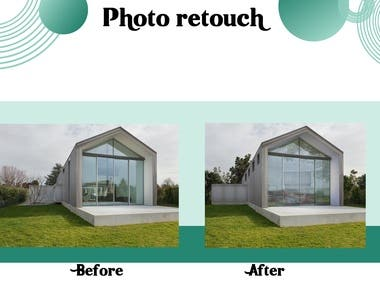 retouch image
