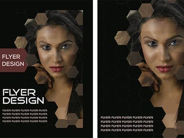 Flyer Page Design