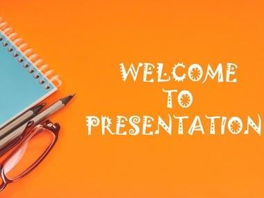 PowerPoint Presentation Design