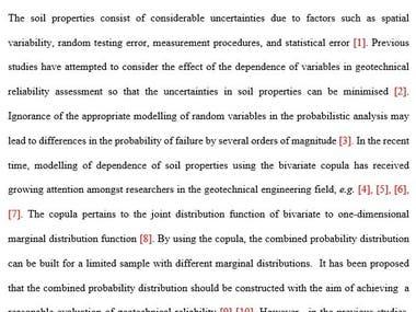 Research paper rewriting & rephrasing