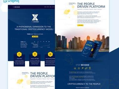Thexchange Website.