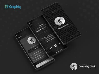 Deathday_Clock App