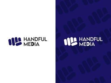 Handful Media Branding Logo