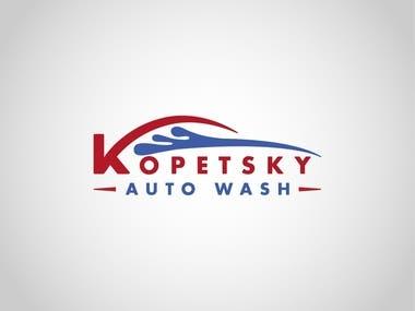KOPETSKY logo design