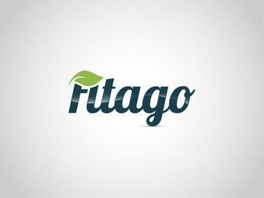 FITAGO logo design