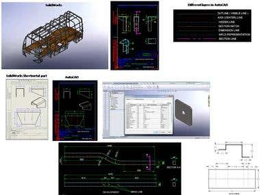 Mechanical Engineering structural Design