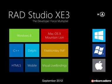 Delphi RAD Studio