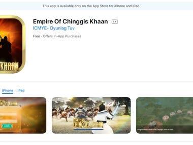 2.Chneghis Khan Game