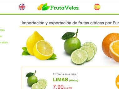FrutaVeloz.com