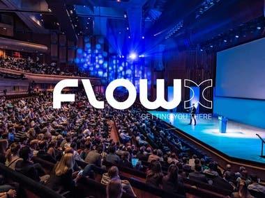 FlowX logo