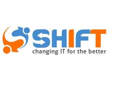 Logo Design for Shift