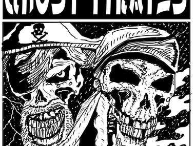 Ghost Pirates Comic Cover
