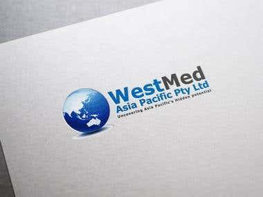Logo Design for West Med