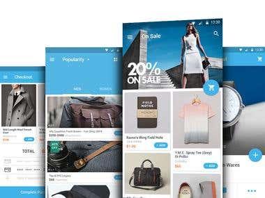 Glam eCommerce