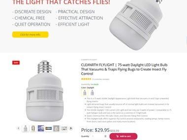 cleanrthflylight
