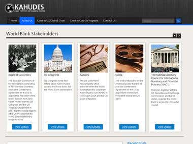 Kahudes(wordpress)