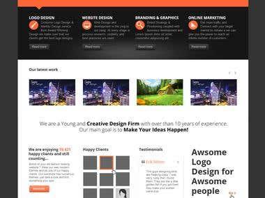Wordpress Site Buidling - open to bidding