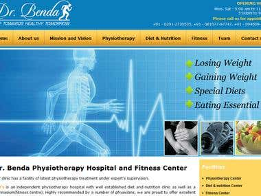 Health related Website