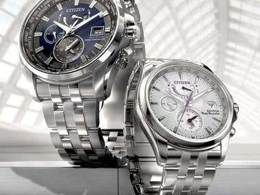 Citizen Watch renders